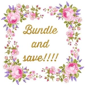 Bundle items for a better discount!